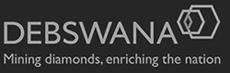 Orapa-Debswana logo - 230x73