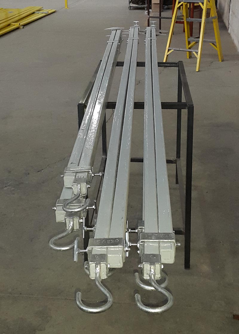Trugrid Catenary Sag Gauge