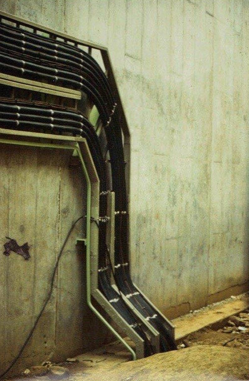 Trugrid Early Cable Ladder Design - 1982