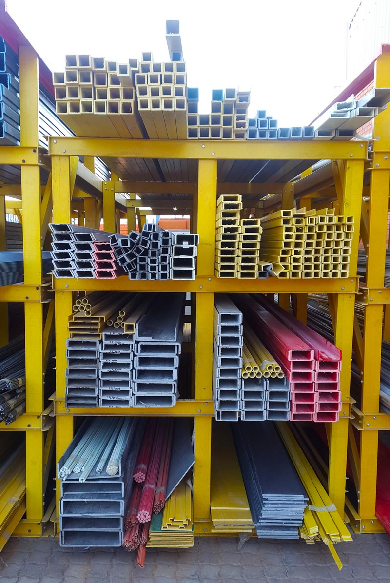 Trugrid Pultruded Profiles