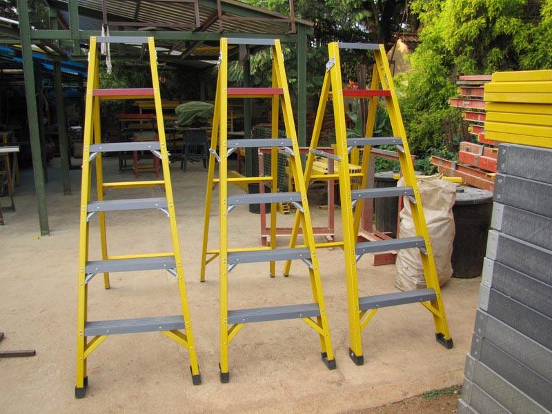 Trugrid step ladders-1