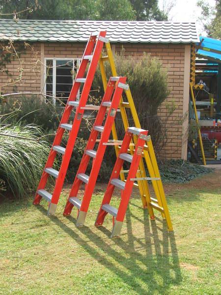 Trugrid step ladders-2