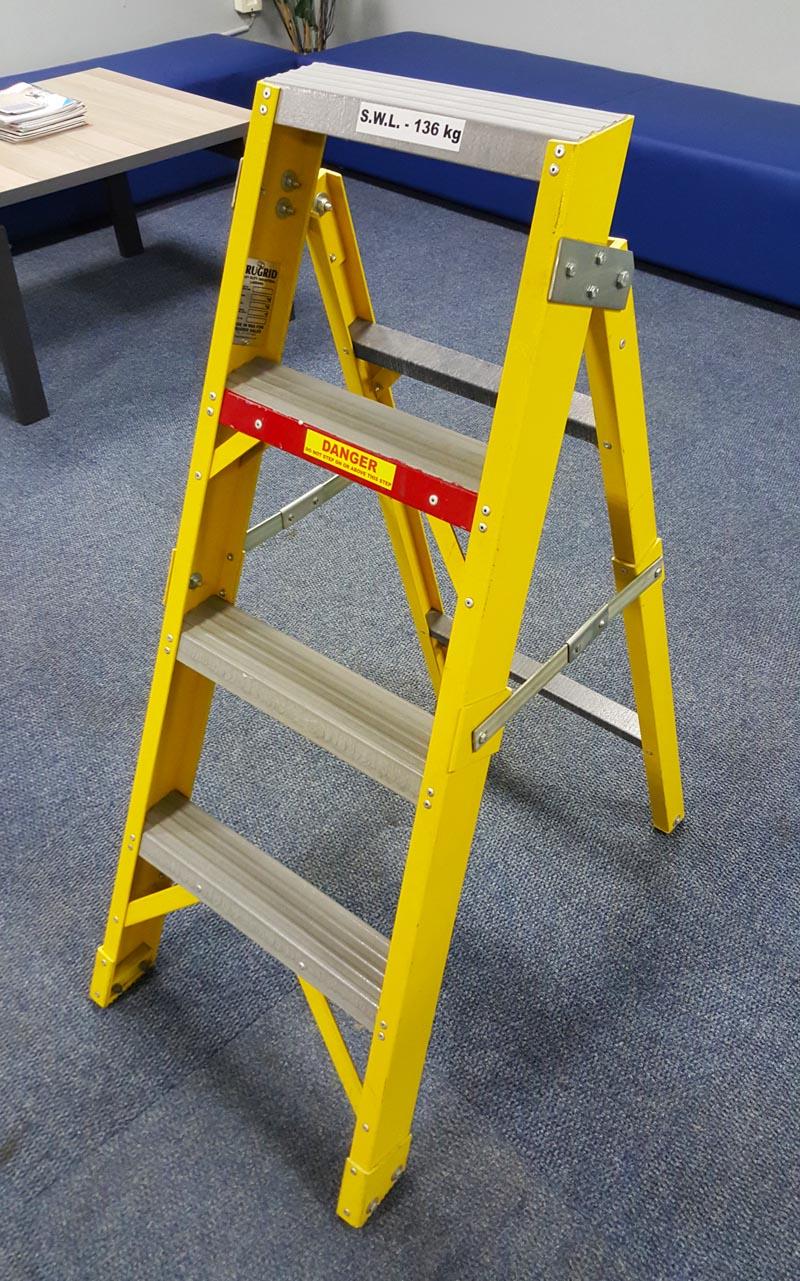 Trugrid step ladders-3